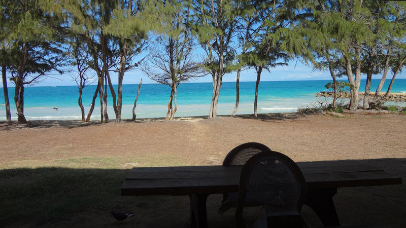 Bellows Beach Cabins The Best Beaches In World